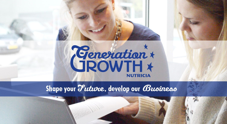 Nutricia Generation Growth (Danone)