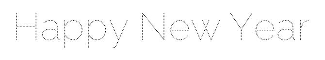 font_raleway_dots