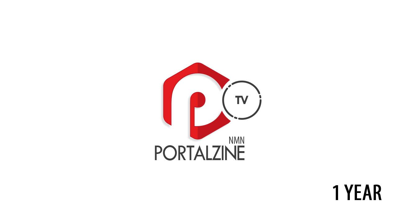 1 year – portalZINE.TV