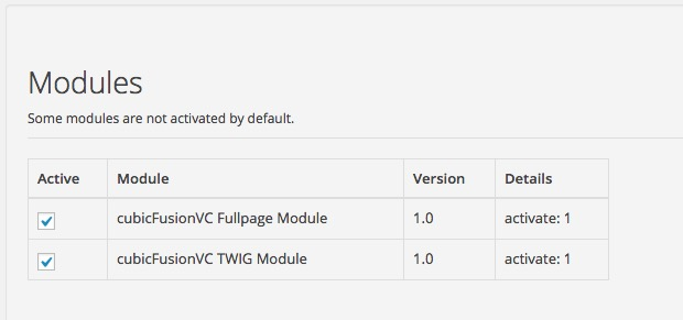 WordPress Plugins, lets split them into modules