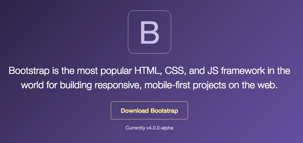 Bootstrap 4 alpha  & IE8 support