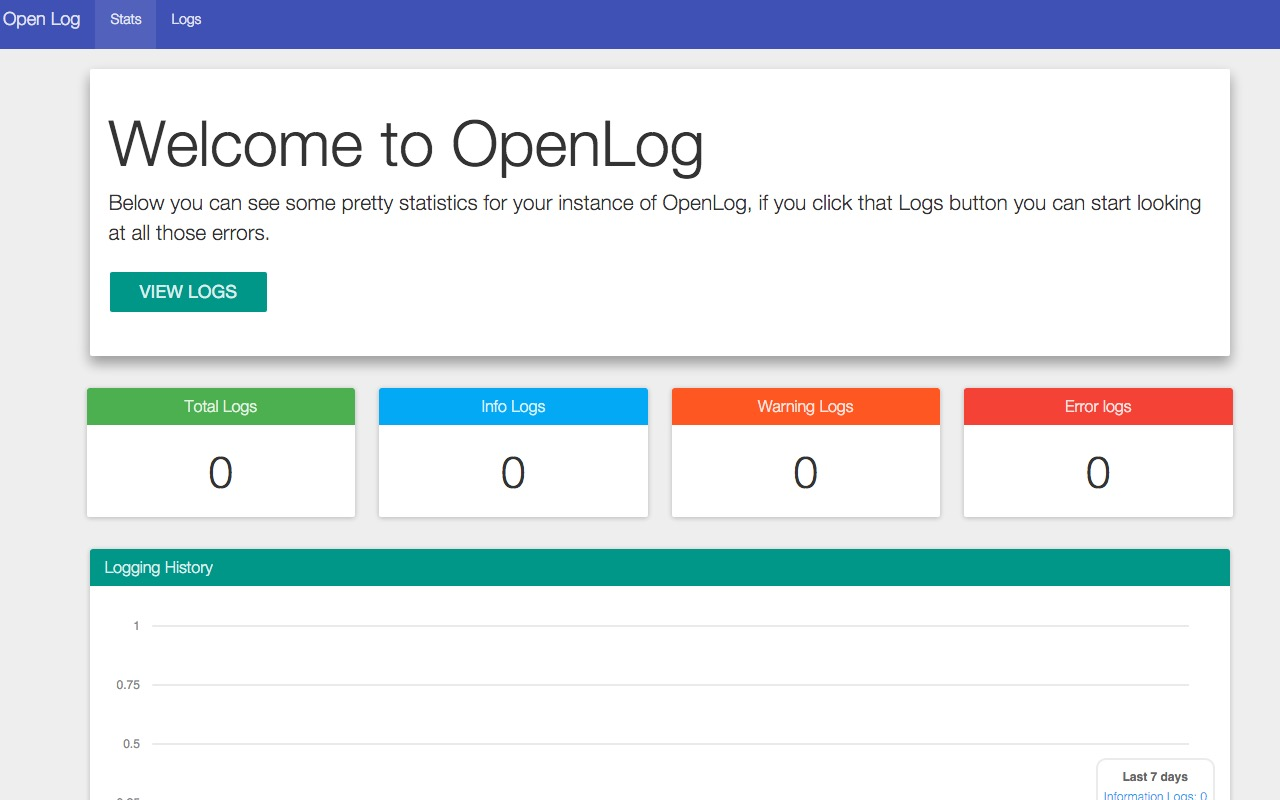OpenLog –  track console errors & warnings in real time with Node