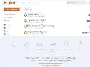 Flarum - elegant next-generation forum software