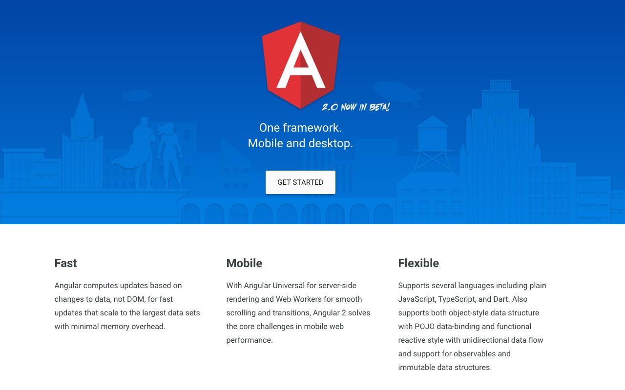 Angular 2.0 Beta goes live
