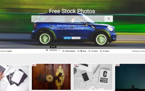 Megapixelstock – stock images provided under the public domain