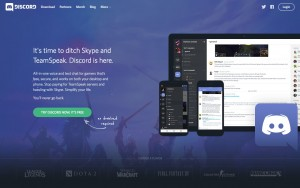 Ditch Skype and TeamSpeak for Discord & Bots