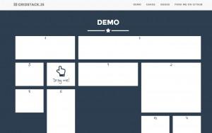 Build drag-and-drop multi-column grids – gridstack.js