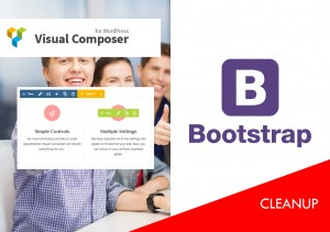 Visual Composer to Bootstrap Grid Cleanup