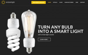 Turn any bulb into a smart light – emberlight