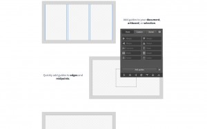 Easily create guides in Photoshop with GuideGuide