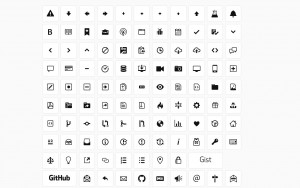 Octicons – Github icons