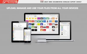 Be amazed by the Responsive Filemanager with Adobe Aviary integration