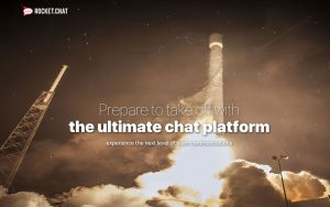 Rocket.Chat – Open Source Web Chat Platform