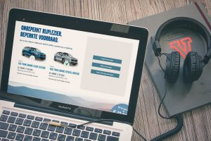 Volvo Retailer – Custom Landing Pages