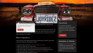 Joyride 2 – create website tour in style