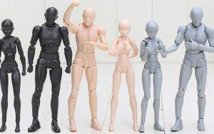 Body-Kun – Models for Artists