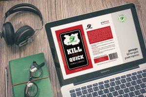 GreenApe Kill me Quick Power Espresso Label 2017