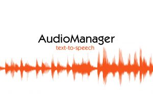 Audiomanager for text-to-speech cloud services