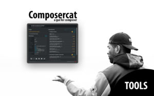 Composercat – a GUI for composer