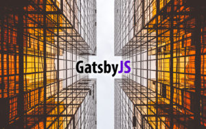 Have you heard of GatsbyJS?