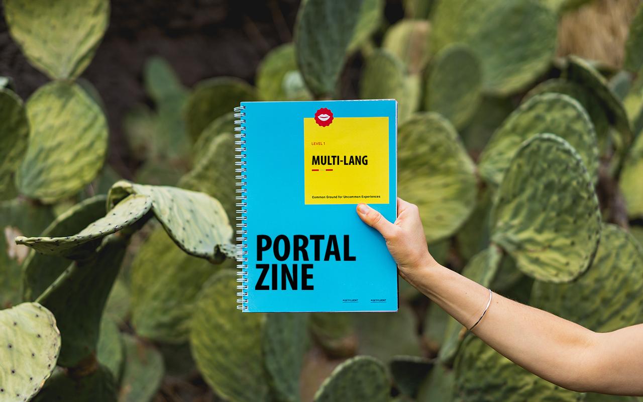 portalZINE goes Multi-Language