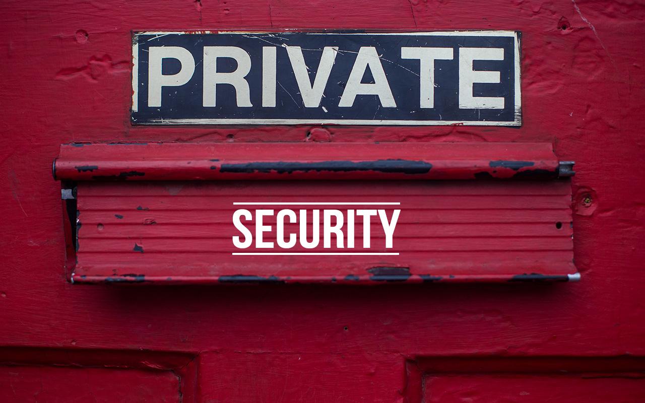 Keeping Development Credentials Secure