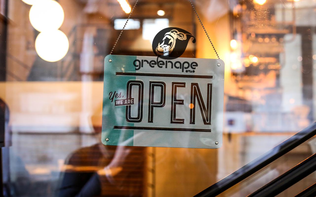 Finally! GreenApe Shop goes live!