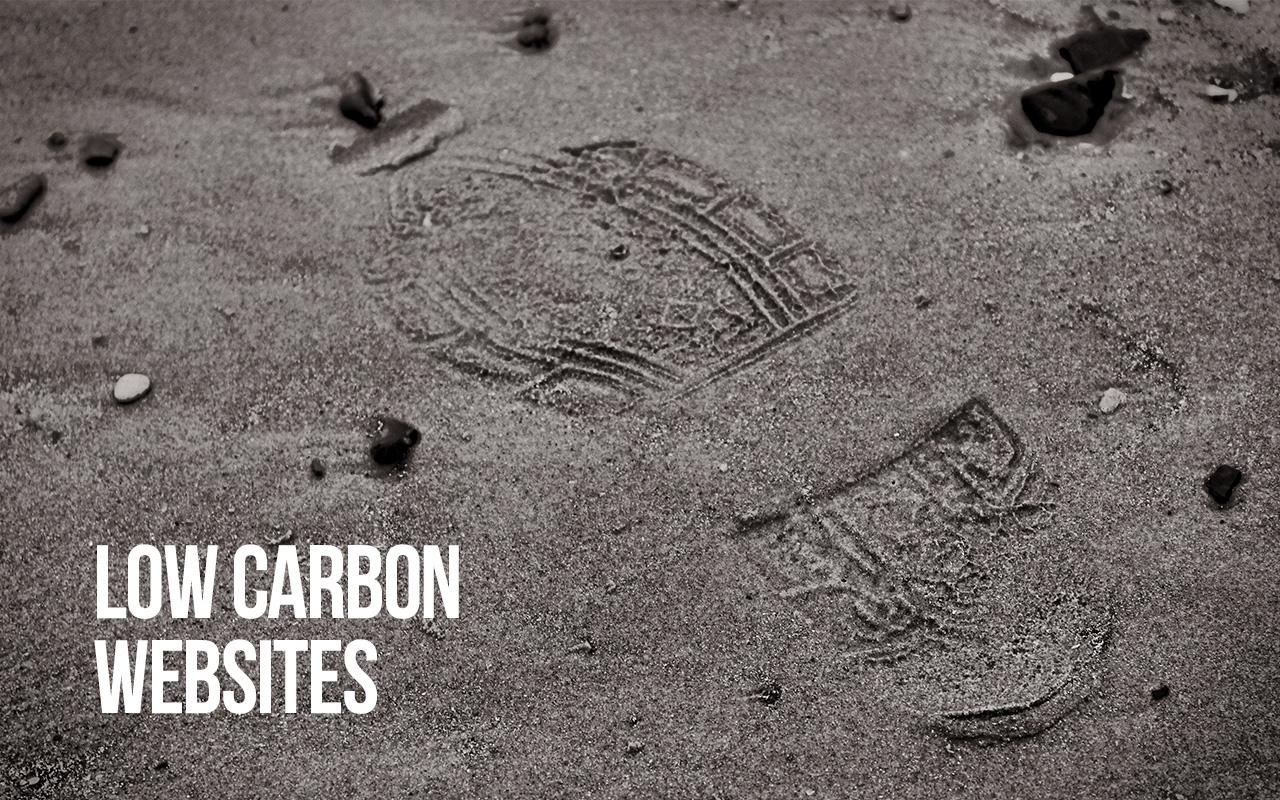 Building Low Carbon Websites