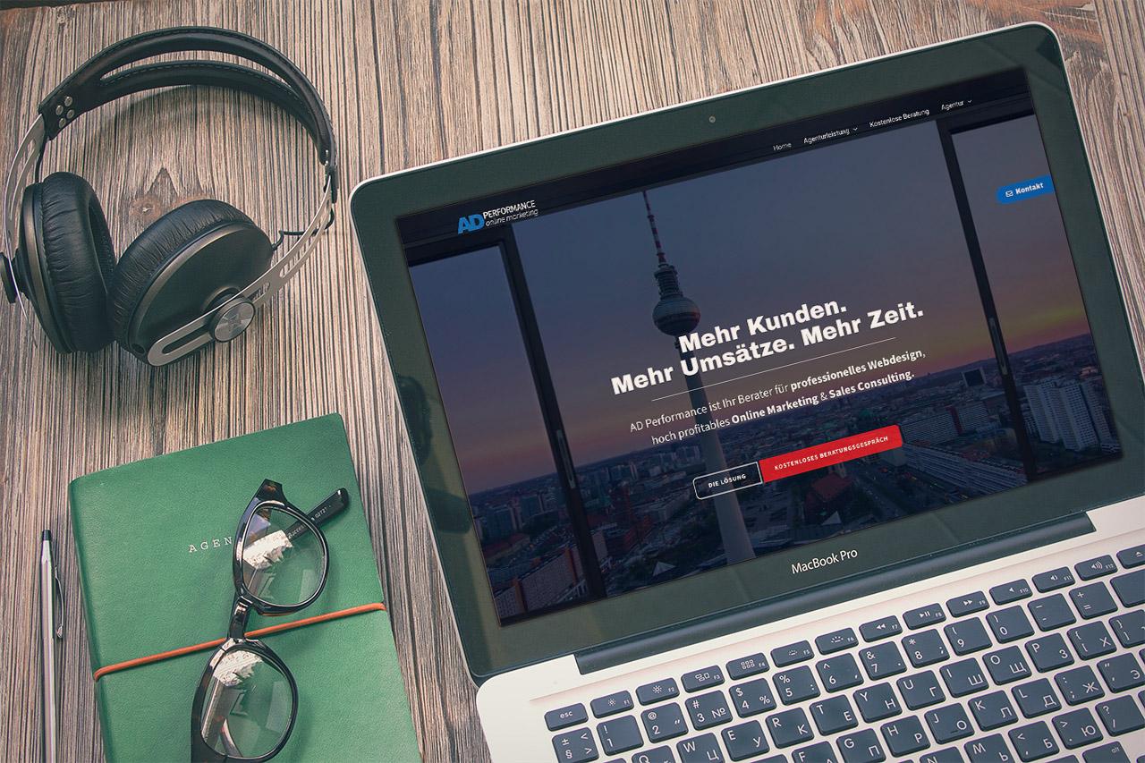AD Performance – Online Marketing Agentur Berlin