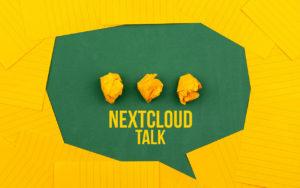 Easy Webinars with Nextcloud Talk