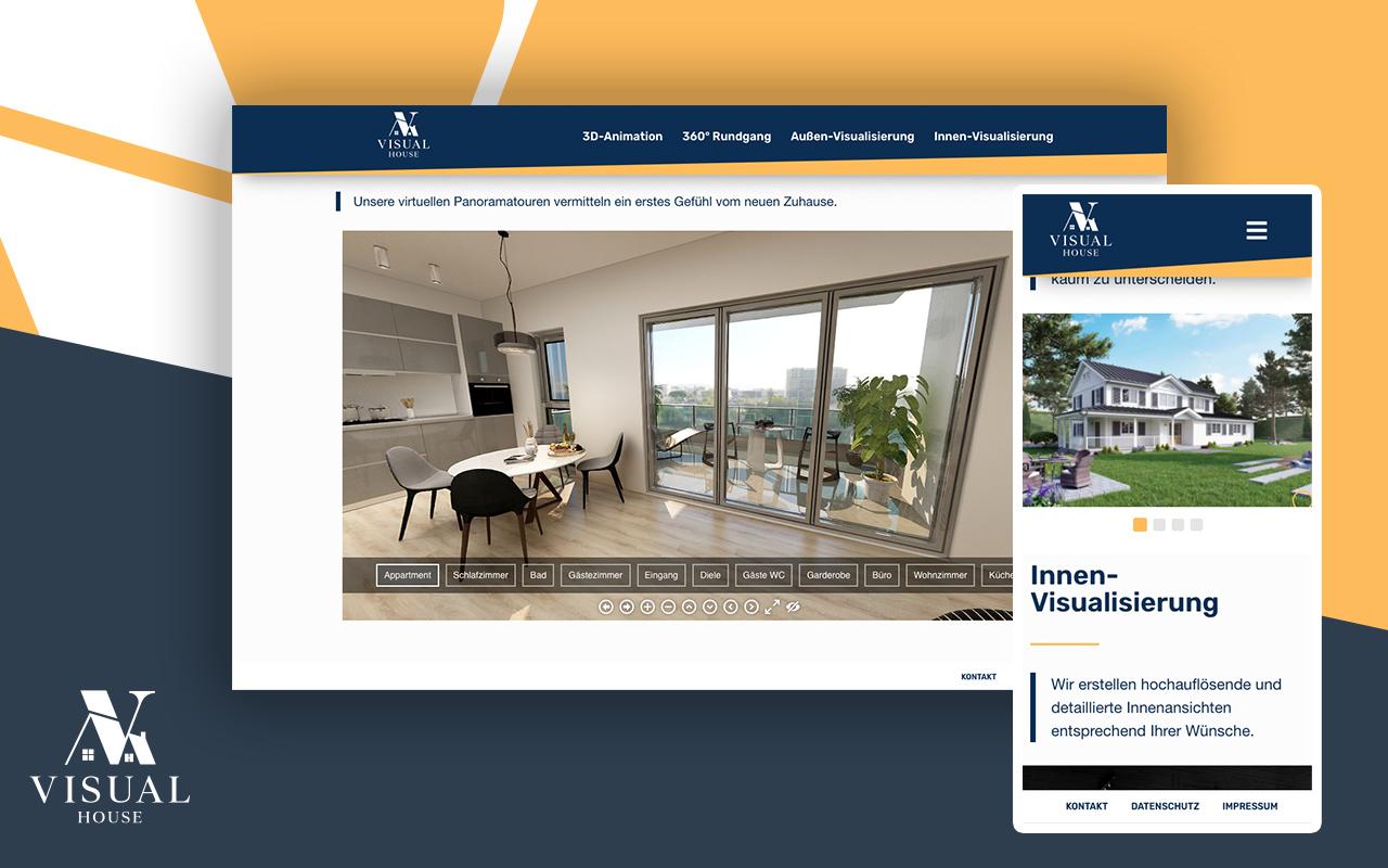 Visual House | 3D Visualisierung