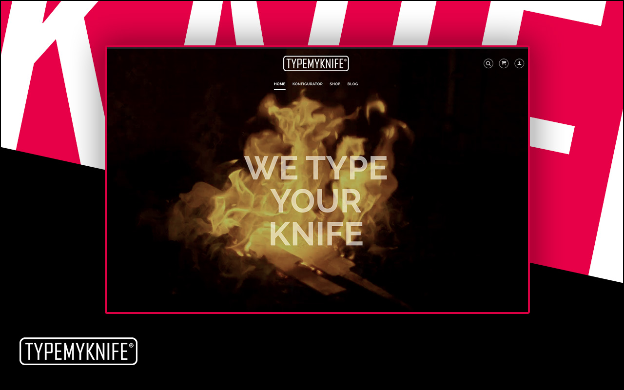 TYPEMYKNIFE® – We Type Your Knife